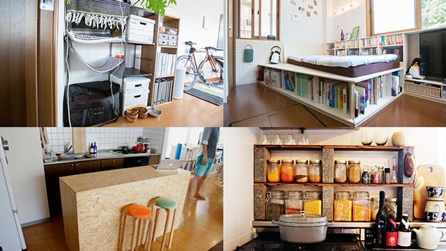 欲しい棚は自分でつくる。個性あふれる「DIY収納棚」のアイディア5選