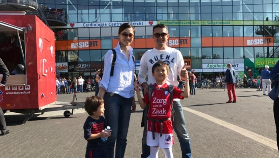 家族でオランダへ教育移住。日本の教育と比較して気づいた違い
