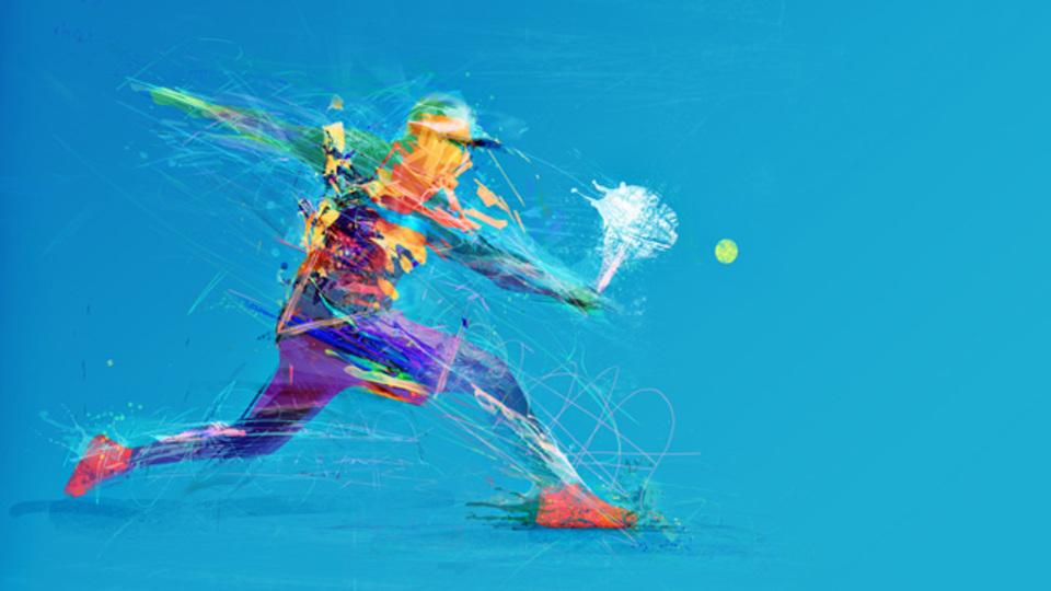 錦織圭選手も注目? USオープンで初お目見えの「新しいテニス観戦方法」