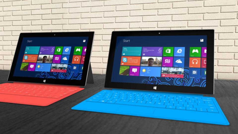 Microsoft Surfaceの売り上げが好調らしい