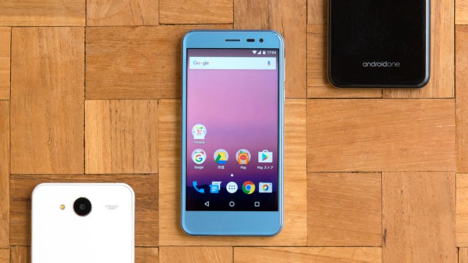 Googleの「Android One」は「安心第一」のスマートフォン
