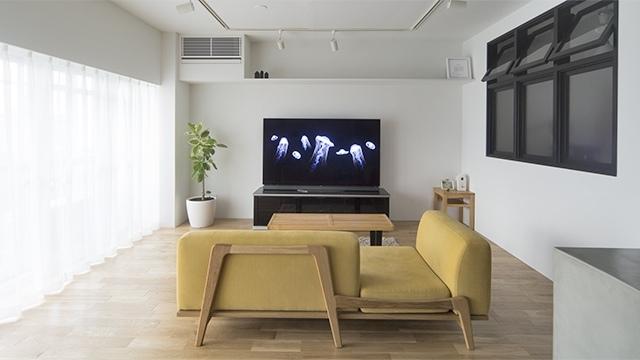 リビングが変わる! 有機ELテレビがつくる新しいライフスタイルとは?