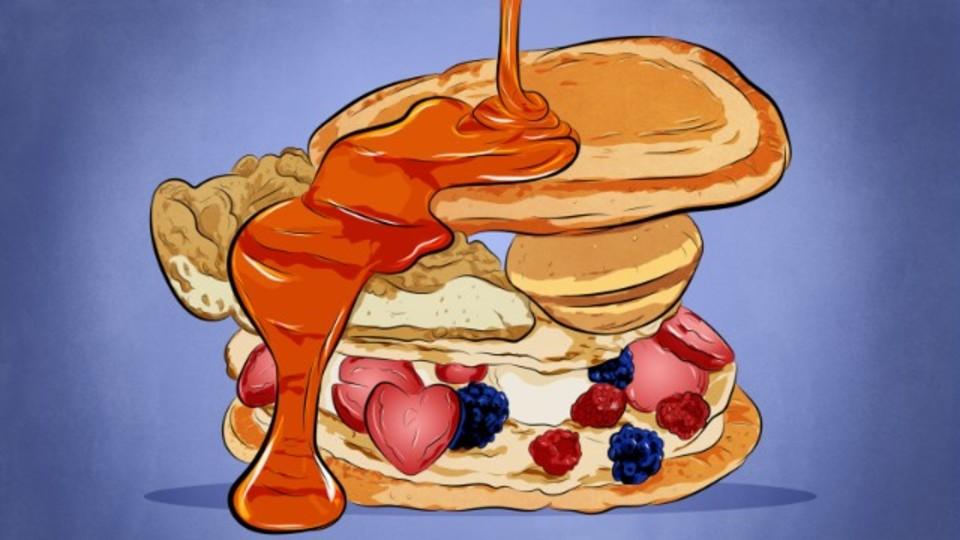 本場、欧米諸国のおいしいパンケーキとその作り方大全