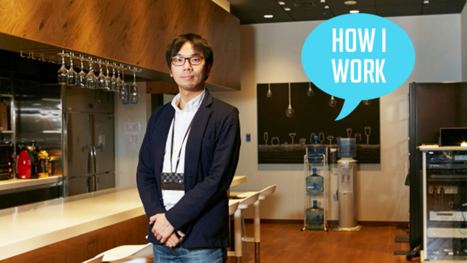 ルーティーン化で、取捨選択の時間を最小化する:『サイボウズ式』編集長・藤村能光さんの仕事術
