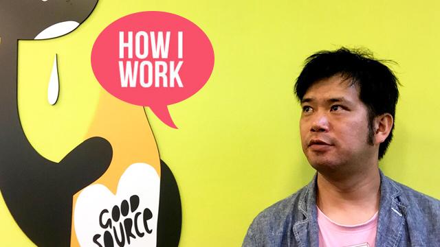 大抵の仕事は、笑っていると楽しくなっていく:ヌーラボCEO・橋本正徳さんの仕事術