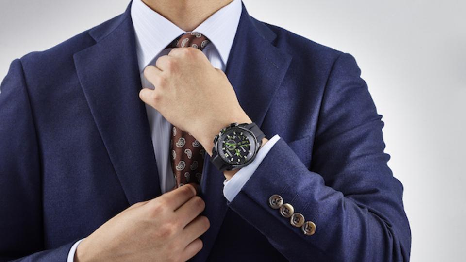 スマホ連動の腕時計でできる! ビジネスマンのためのタイムマネージメント術