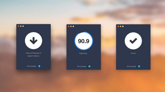 Macの『メモ』の内容を一括で書き出すアプリ『Exporter』が便利!