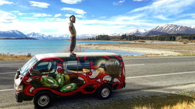 アウトドアの聖地ニュージーランド南島で挑戦!「バンライフ」が人生を4倍面白くする