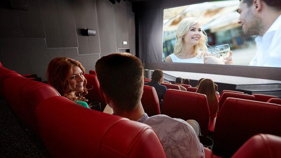 映画館の「一番良い席」は決まっている
