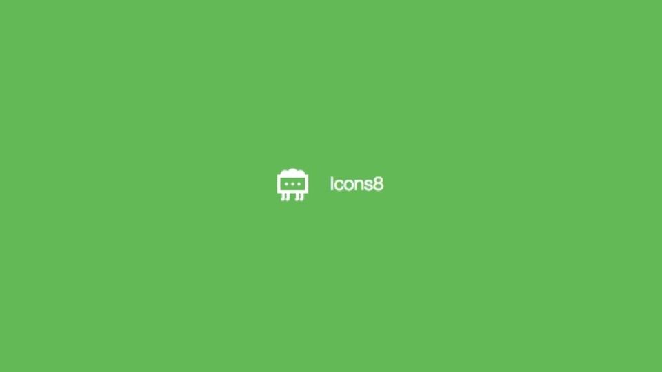 36,000個のフラットアイコンが無料で手に入るサイト「Icons8」