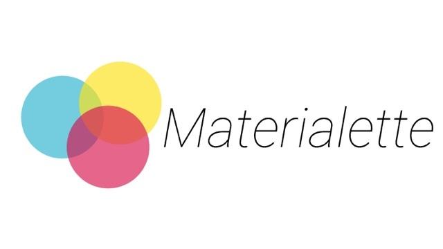マテリアルデザインのカラーパレットをすぐに呼び出せるツール「Materialette」