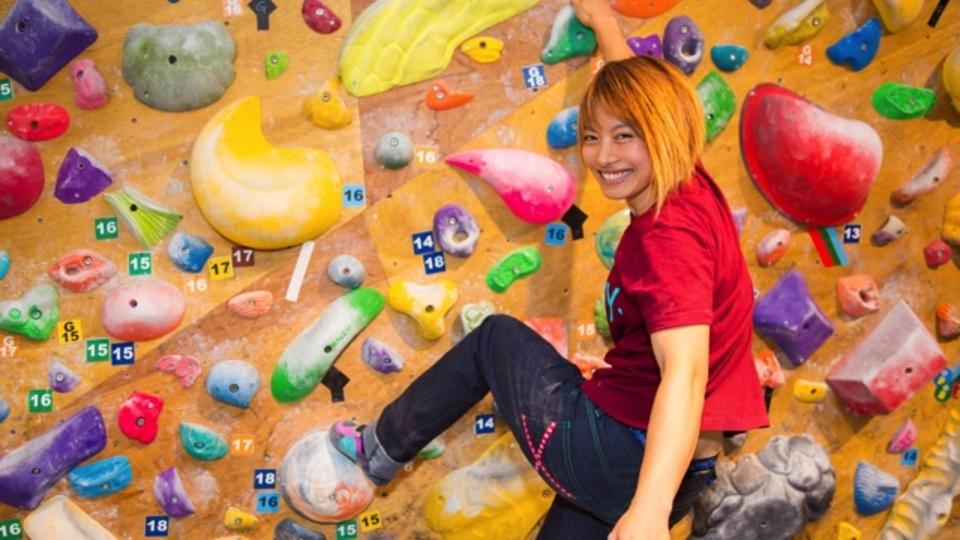 登りに試されるのは思考力! 〜人気クライマー・カオリンが教える「ボルダリング」の始め方