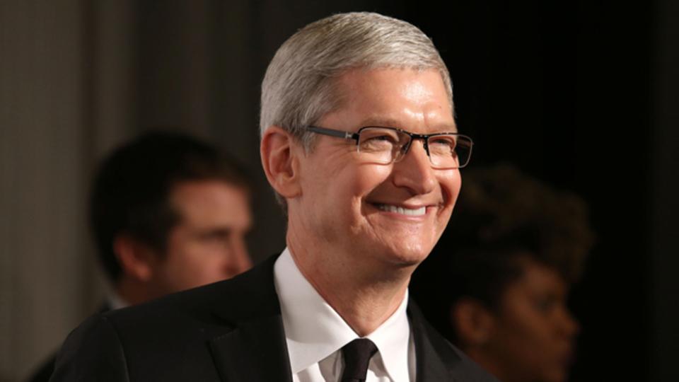 Apple CEOのティム・クック、大統領選を終えてメッセージを発表