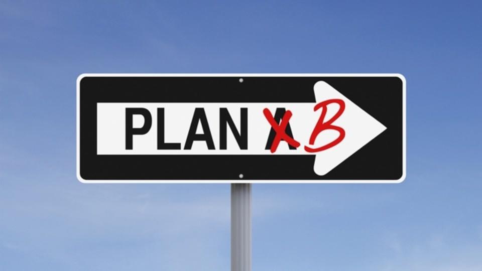 バックアップ計画がモチベーションを低下させる?研究結果