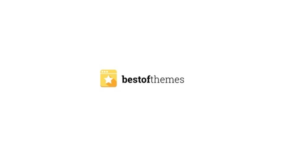 1,000以上ものクオリティの高いテンプレートが探せるサイト「Best of Themes」