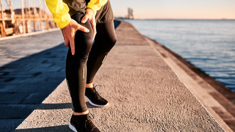 ランニング時の膝の痛みを無くすためにできる2つのこと