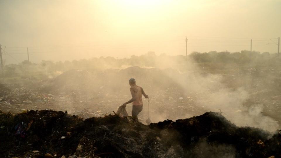 桁外れに有害なインドの大気汚染