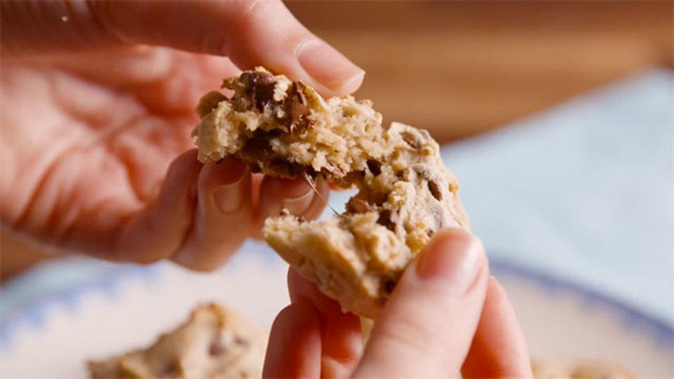 手作りクッキーをフワっと仕上げる秘訣はクリームチーズ