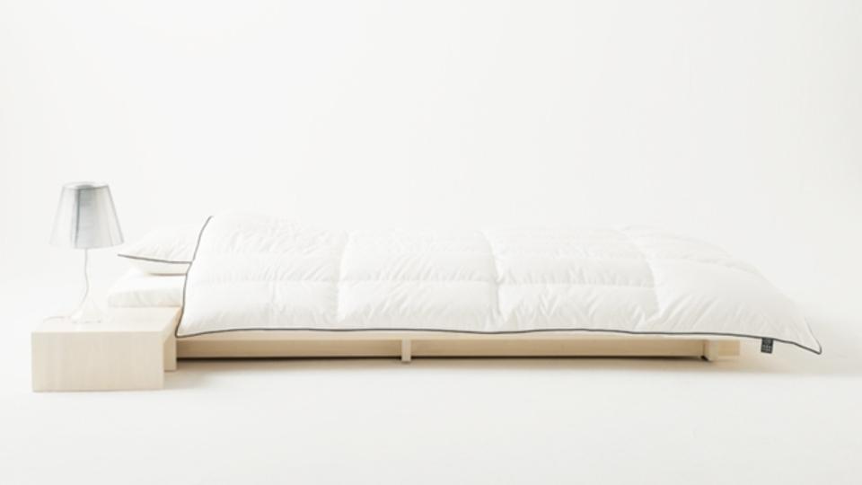 秋冬のリフレッシュは快適な睡眠で、リーズナブルな価格で手に入る高級羽毛布団
