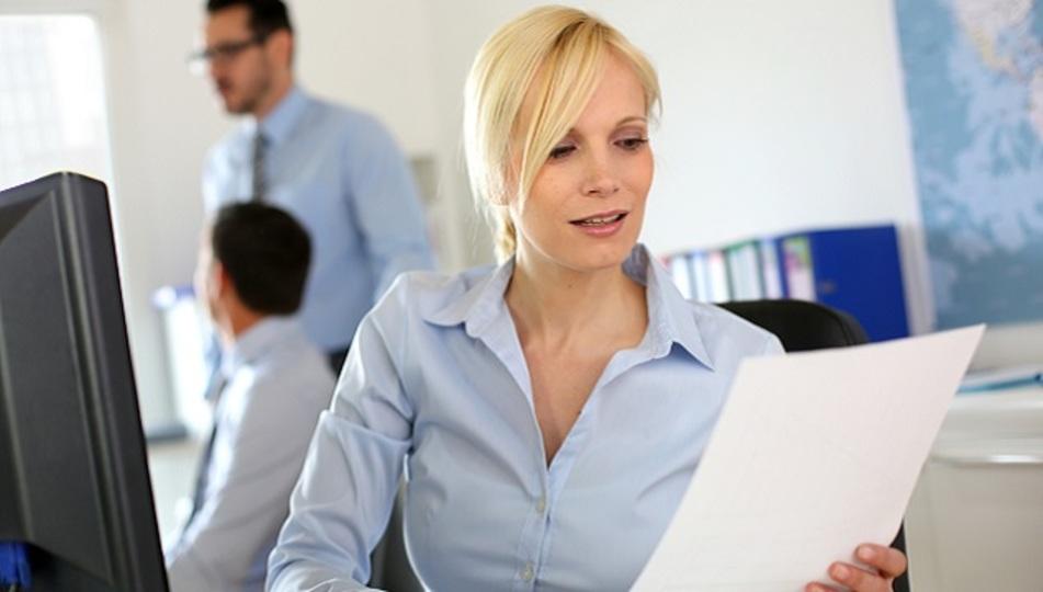 リーダーとして活躍している女性はブロンドヘアーの人が多い