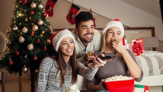 クリスマスに家族と観たいNetflixの映画5選