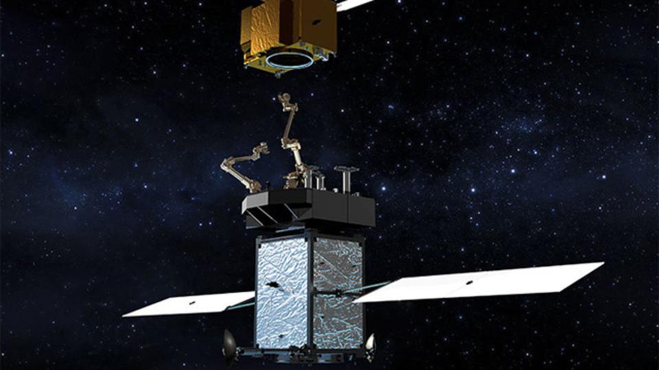 NASA、宇宙空間で衛星の修理や燃料補給をするロボットを開発中