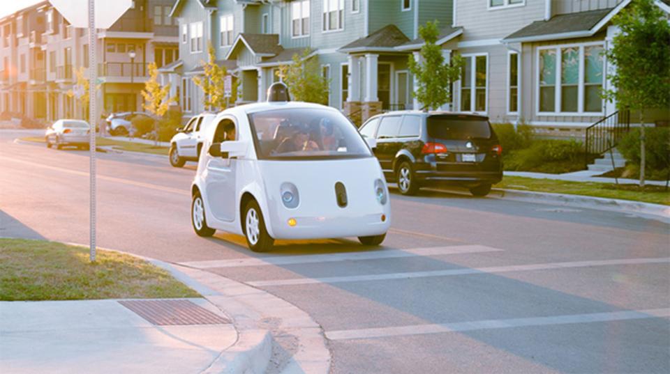 Google、自動運転車の新会社「Waymo」を設立
