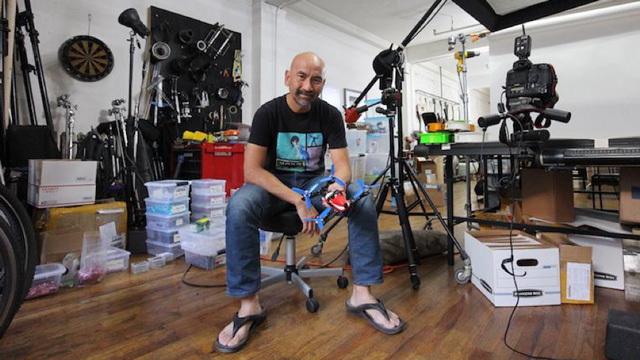 「写真家からドローンデザイナーに転向してしまった男」が語る、ドローンレースの魅力