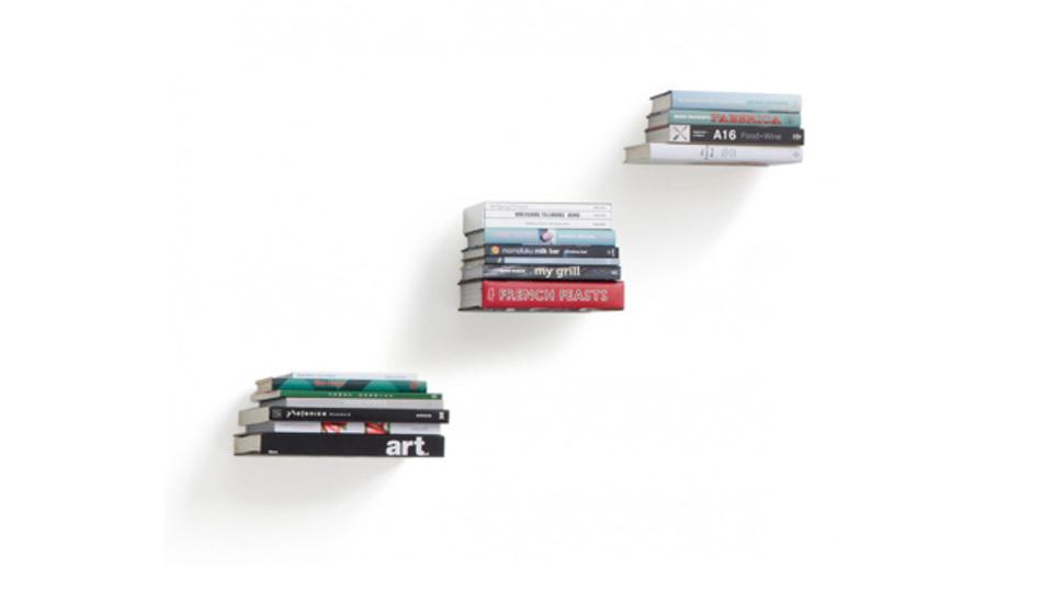年末の大掃除までに欲しい「本自体を棚として活用できる」収納グッズ