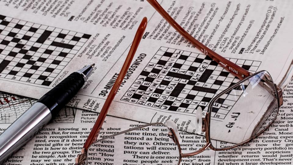 NYタイムズのクロスワードパズルは英語の語彙力アップに最適【今日のライフハックツール】