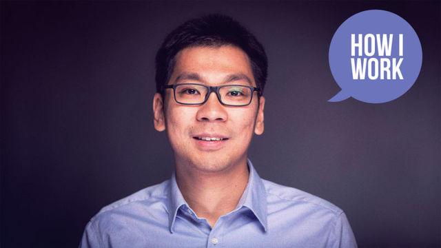 会議は本当に必要な人たちだけ:オンライン教育プラットフォームのコーセラでエンジニアリング部長を務めるリチャード・ウォンさんの仕事術