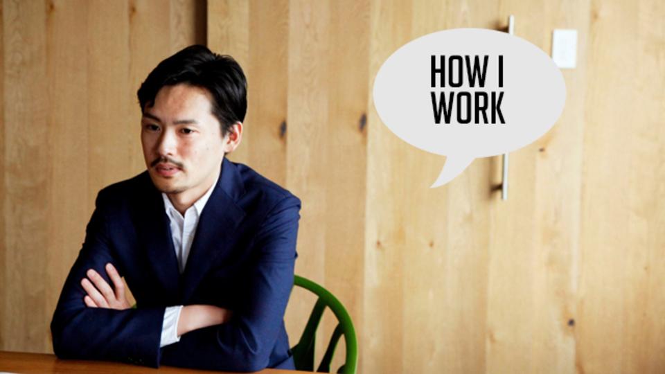 WORKSIGHT編集長・山下正太郎さんの仕事術 【ライフハッカーが選ぶ、2017年の活躍に注目したい人々】