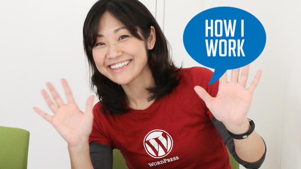 「WordPress.com」のAutomattic社でリモートワーカーとして働く、高野直子さんの仕事術【ライフハッカーが選ぶ、2017年の活躍に注目したい人々】