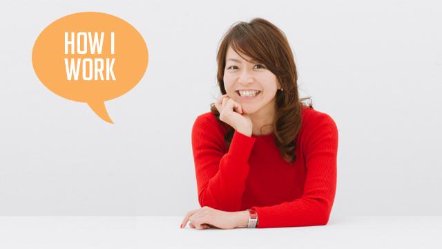 SENSORS.jp 編集長・西村真里子さんの仕事術 【ライフハッカーが選ぶ、2017年の活躍に注目したい人々】