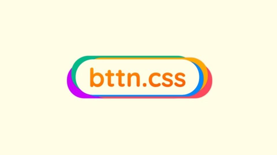 たった4KBで様々なボタンデザインが簡単に作れるCSS「Bttn.css」