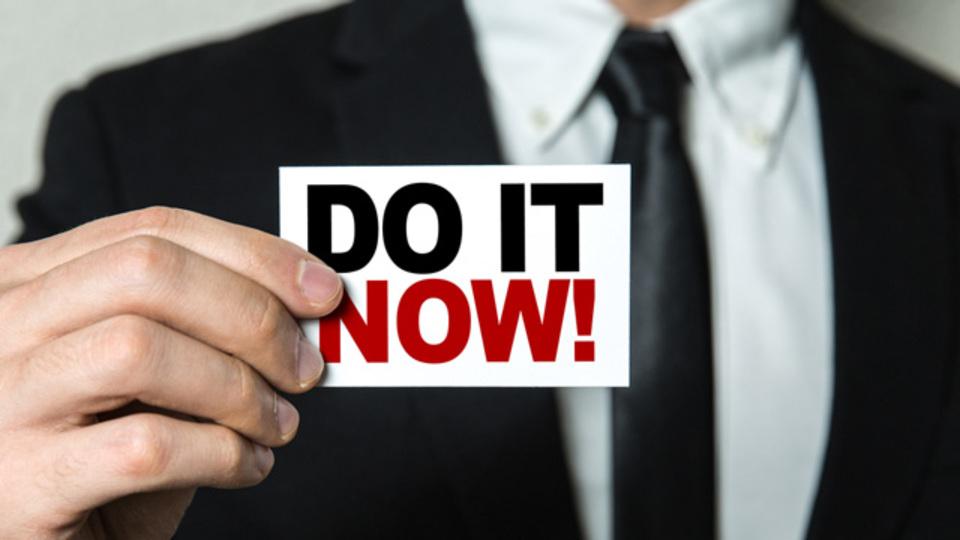 生産性を向上させるために、自分に言い聞かせるべき言葉7つ