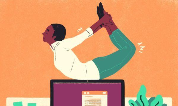 仕事中に起こる体の痛みに効く10の対策