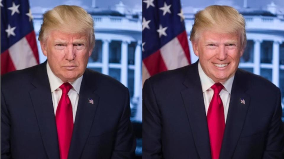 顔の表情を自在に変えられるアプリ画像加工「FaceApp」