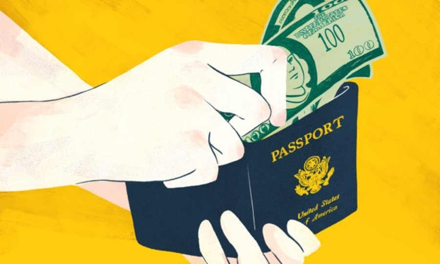 旅行中にお金を稼ぐ、5つの方法