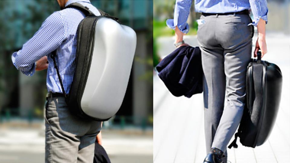ビジネスバッグとジムバッグを1つでこなせるバックパック【今日のライフハックツール】