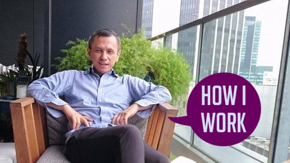 仕事の9割はオフィスの外でこなせる。ノマド・コンサルタント中谷健一さんの仕事術【ライフハッカーが選ぶ、2017年の活躍に注目したい人々】