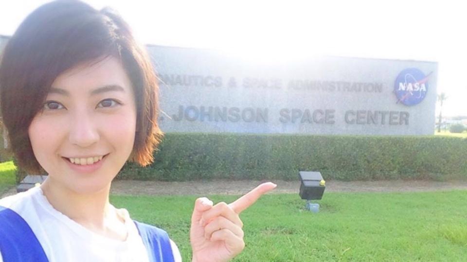 宇宙飛行士を目指すタレント・黒田有彩が「宇宙に近づくために今やっていること」