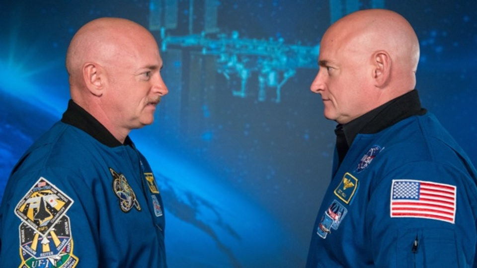 NASAの双子宇宙飛行士から得られた貴重なデータ