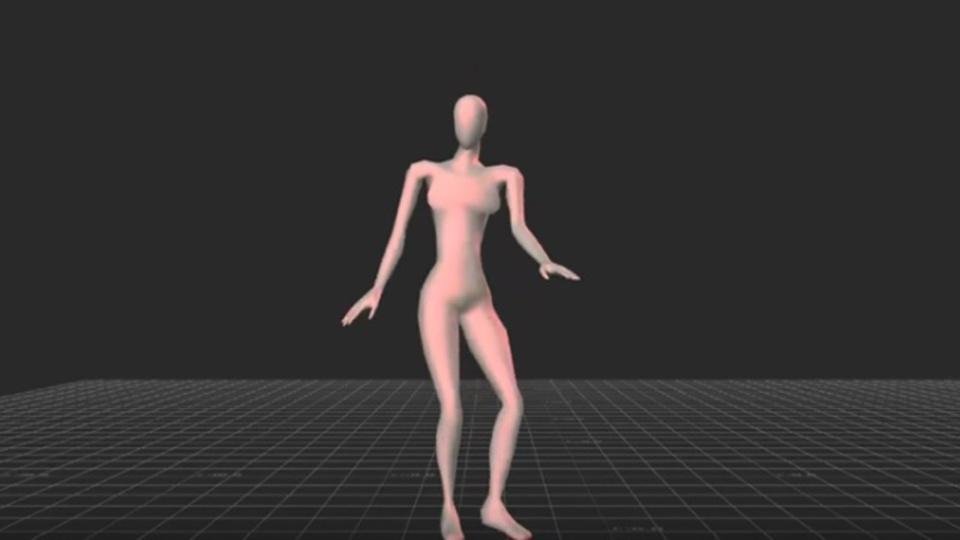 研究者が解明した「女性の理想的な踊り方」