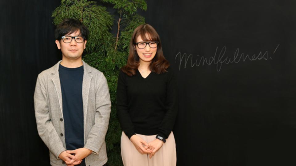マインドフルネスを科学して日本人の働き方を変える。ウェアラブルデバイスで集中力を確認できる時代がやってきた。
