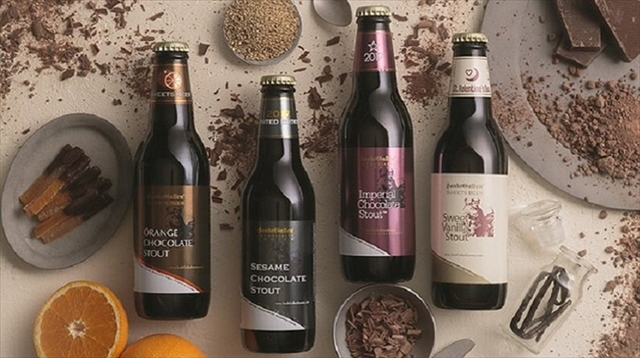 チョコじゃないのにチョコ? 個性あふれる「チョコビール」の世界