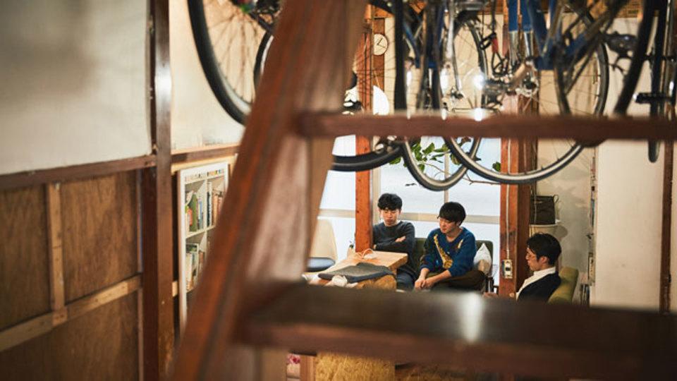 9人の建築男子が始めたシェアハウスの軌跡(三軒茶屋)