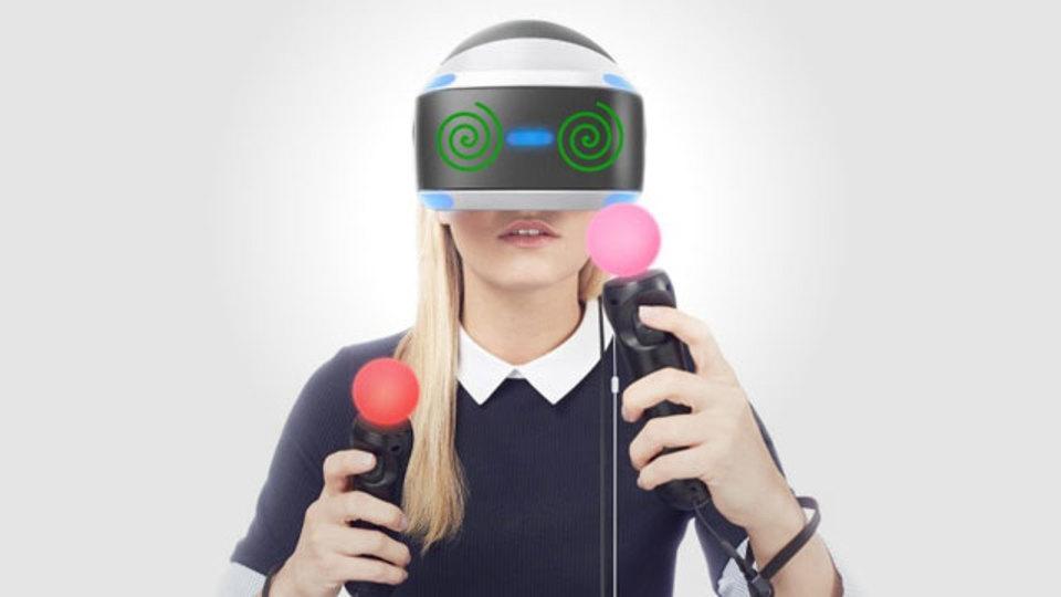 VRゲームで酔わないためのコツ