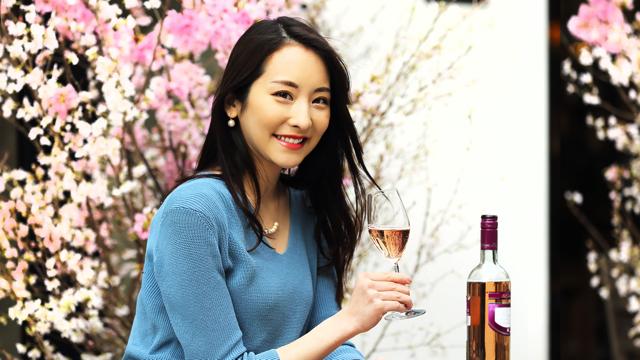 桜にはピンクのお酒が合う!お花見でワインを楽しむ5つのコツ