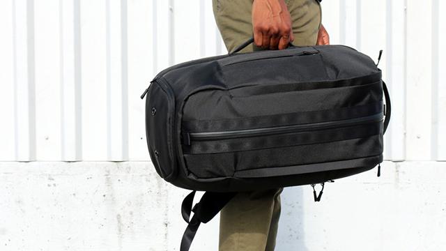 通勤の途中でジムに寄るためのバッグ~先週のライフハックツールまとめ